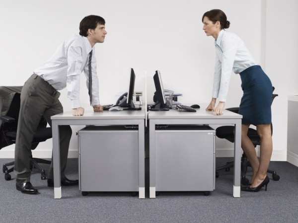 Conflict — How Do You Manage It?