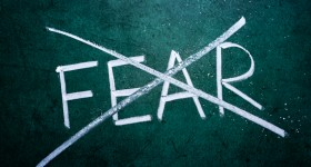 Don't Allow Fear to Disable You