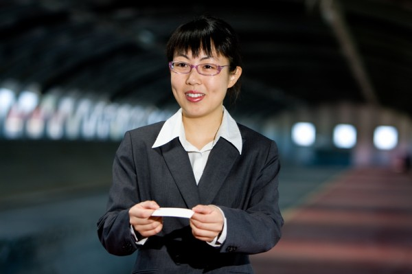Using Business Cards in International Environments