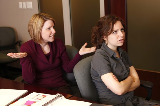 Dealing With a Difficult Coworker