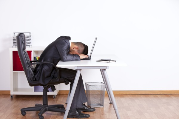 Four Ways to Boost Your Energy at Work