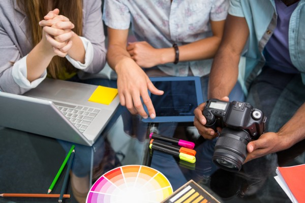 How to Build a Creative Work Environment