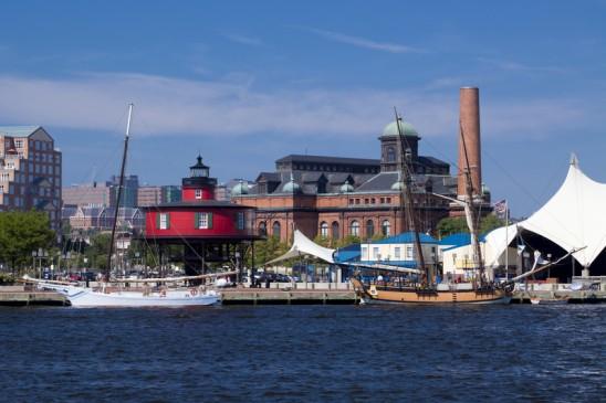 Enjoying Baltimore for Free