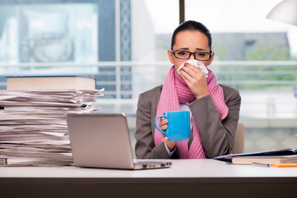 Working When You're Sick