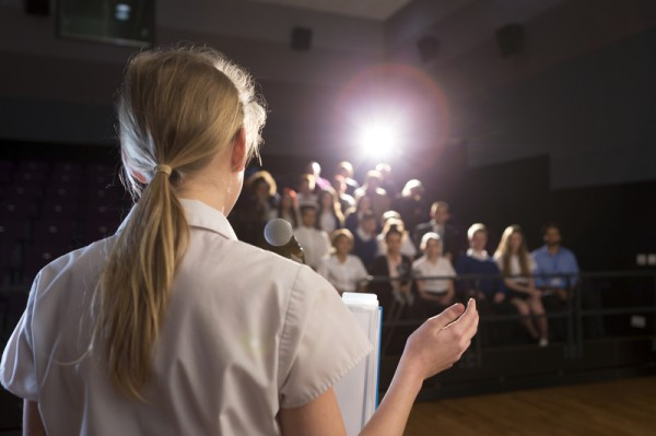 Are You Terrible at Public Speaking? Try These Three Techniques.