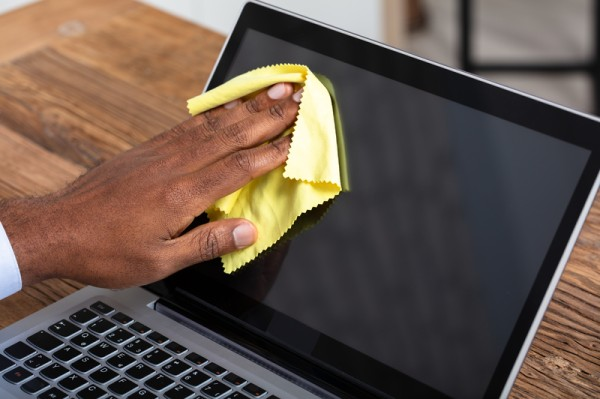 The Best Way to Clean Your Computer Monitor