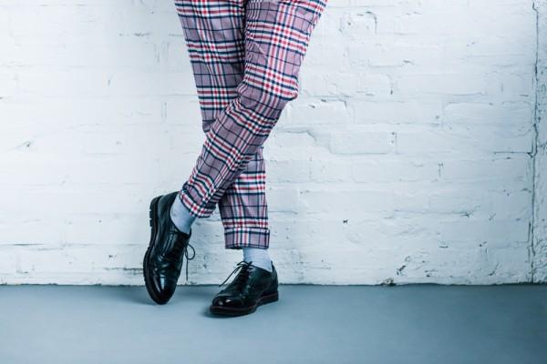 Wearing Pants at Work