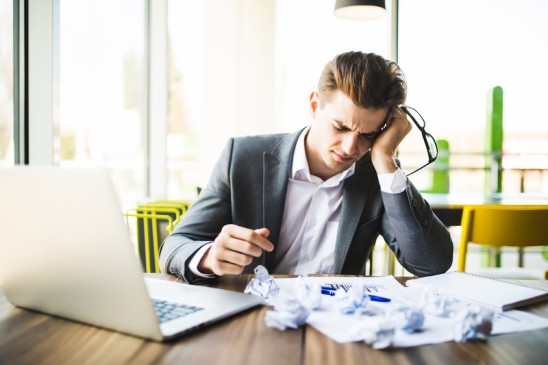 Dealing With a Panicky Coworker