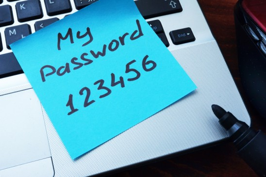 Don't Use These Passwords