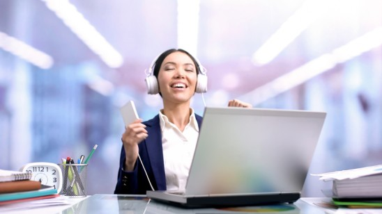 Should You Listen to Music While You Work?
