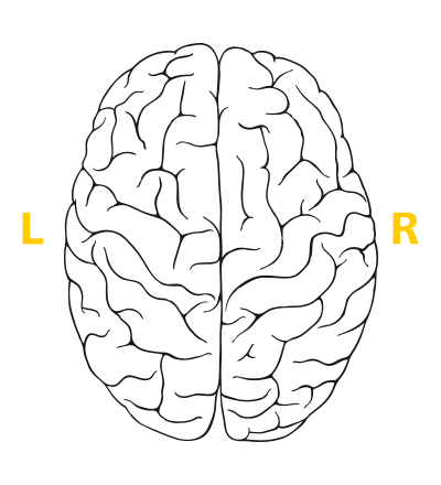 photograph regarding Left Brain Right Brain Test Printable referred to as Directly-brained? Still left-brained? Consider the Head Try out! - my
