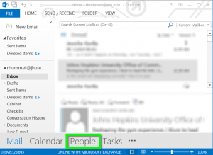 how to create group contact list in outlook 2013