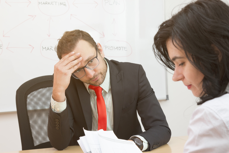 unhealthy relationship in the workplace